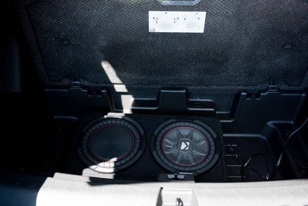 Car Speaker System Installation in San Diego