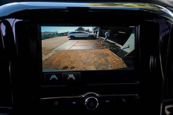Car Backup Camera Installation in San Diego