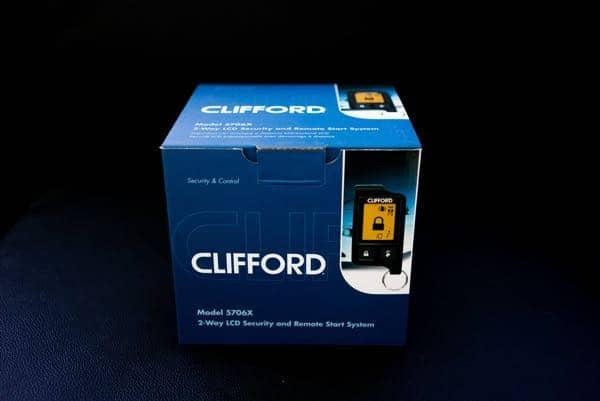 Clifford Car Security System and Car Alarm