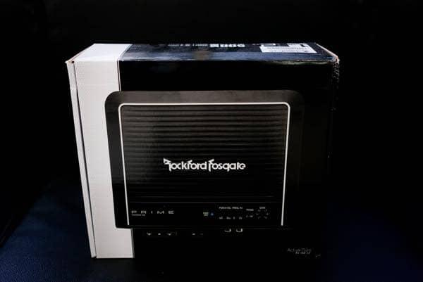 Rockford Fosgate Car Audio System