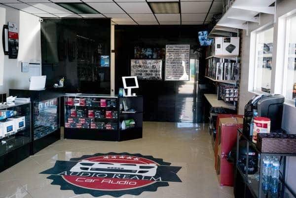 Audio Realm Car Audio Shop