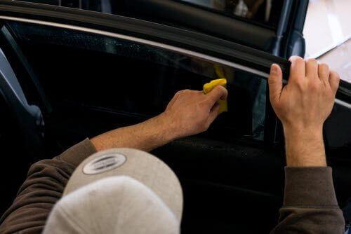 car window tinting benefits.