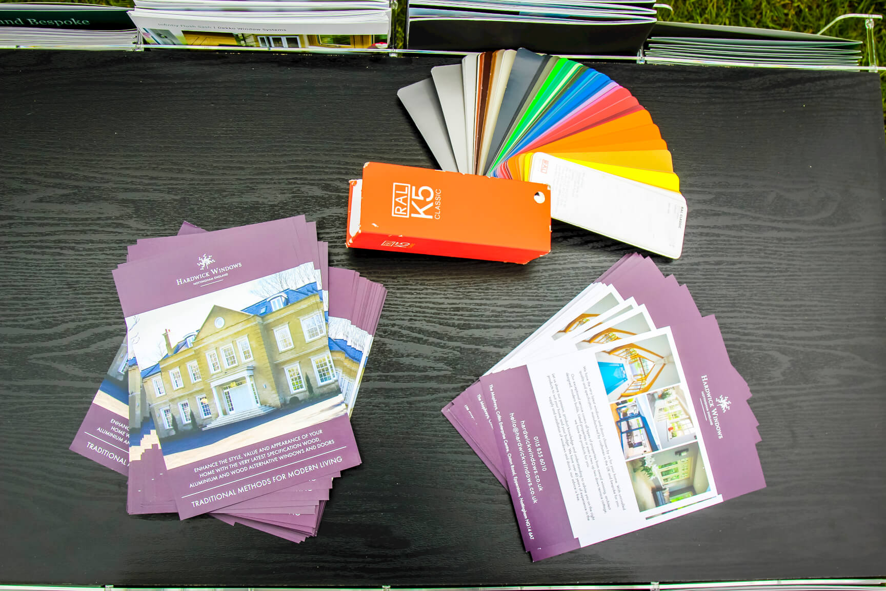 leaflets-on-table-ral-colours