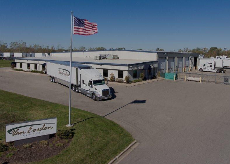 Photo courtesy of Van Eerden Trucking