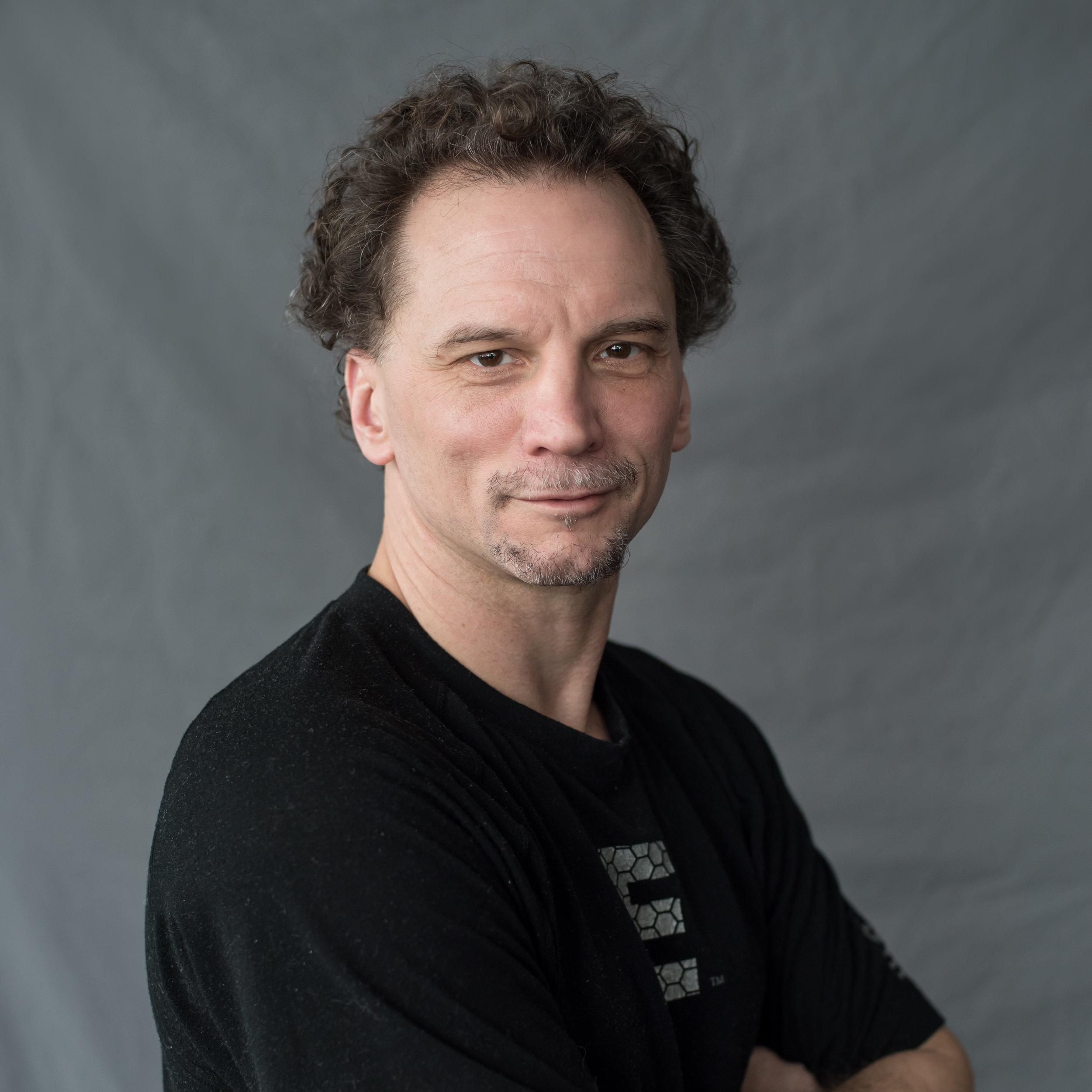 Mark Connor - Boxing Coach