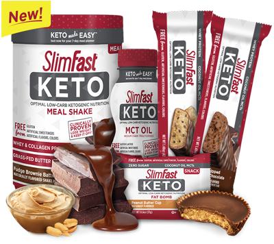 does the slimfast keto diet work