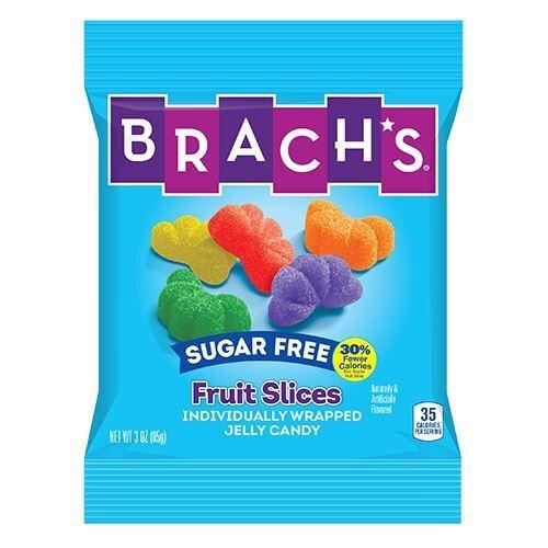sugar free candy and a sugar free diet