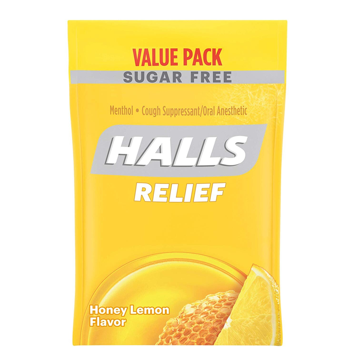 can you eat halls on keto diet