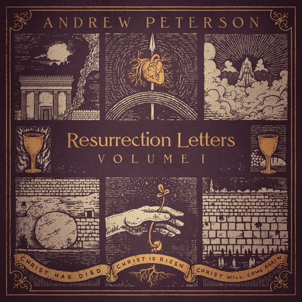 Resurrection Letters: Volume I