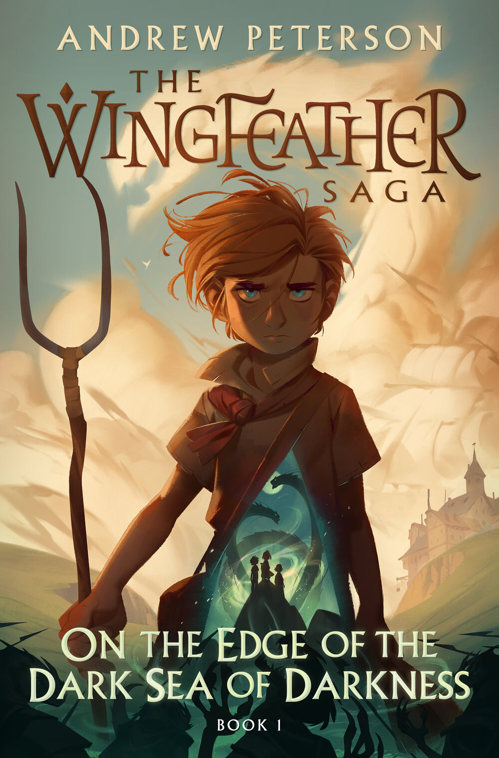 The Wingfeather Saga — Andrew Peterson
