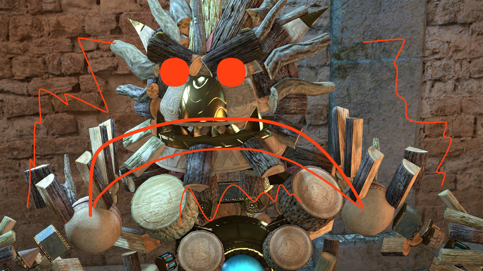 Accurate representation of both mine and Knack's feelings.