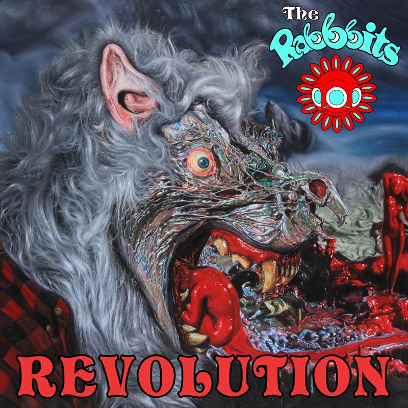 The Rabbbits - Revolution