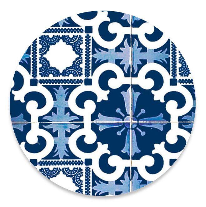 Portuguese Blue
