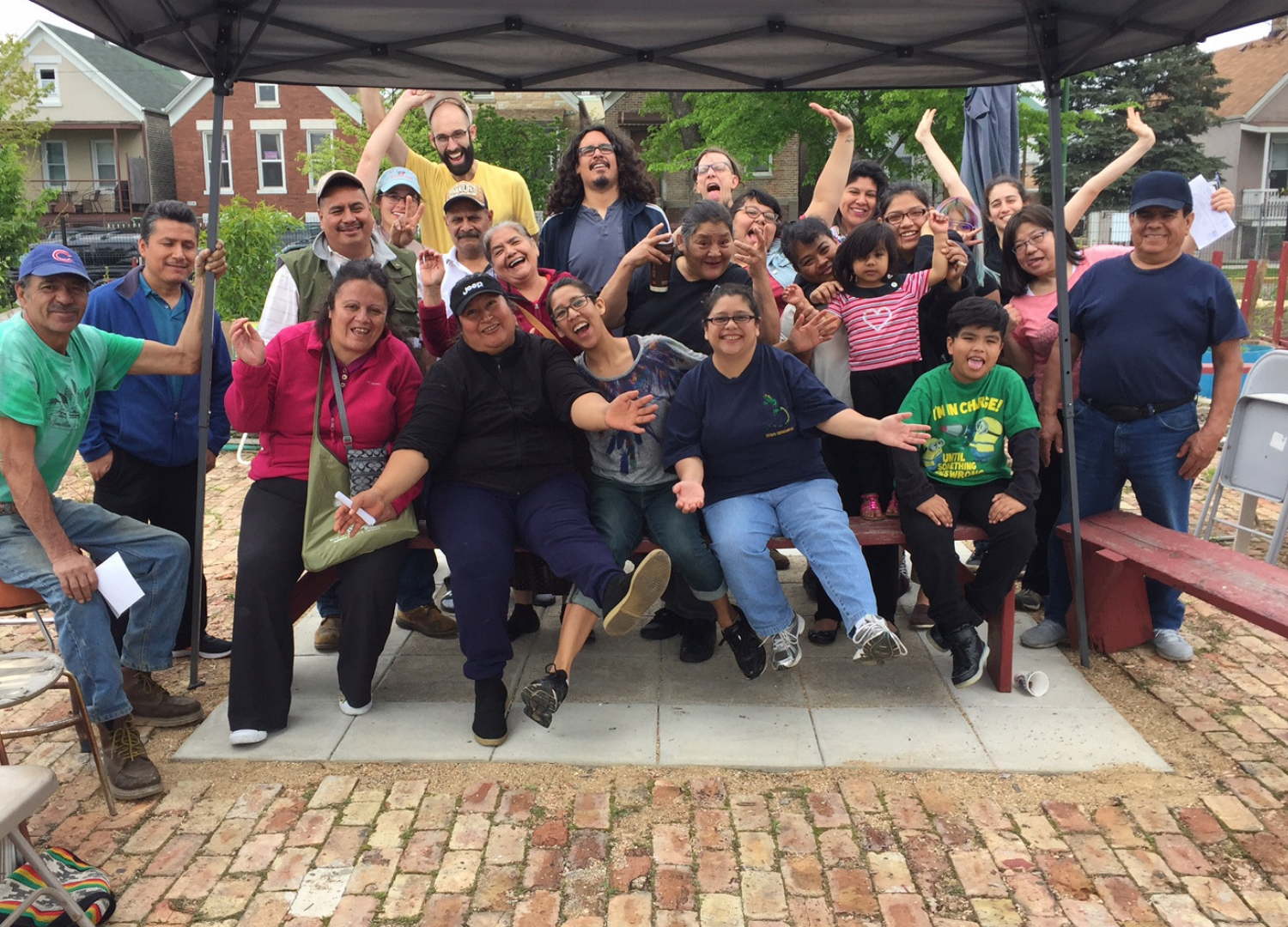 Little Village Environmental Justice Organization's Semillas de Justicia Community Garden