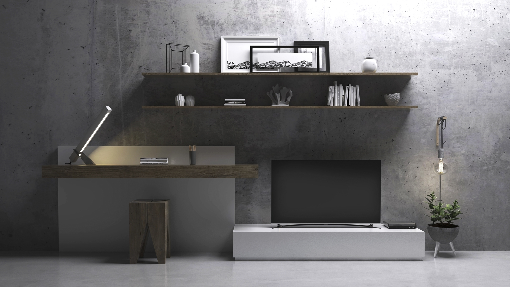 TV Units - Daily habits. Custom Designed.