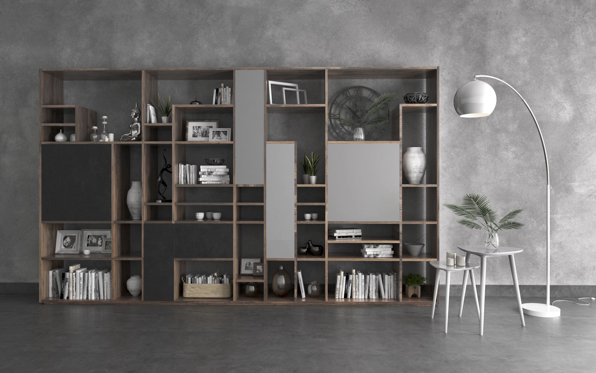 Wall Units - Beautifully practical – practically beautiful.