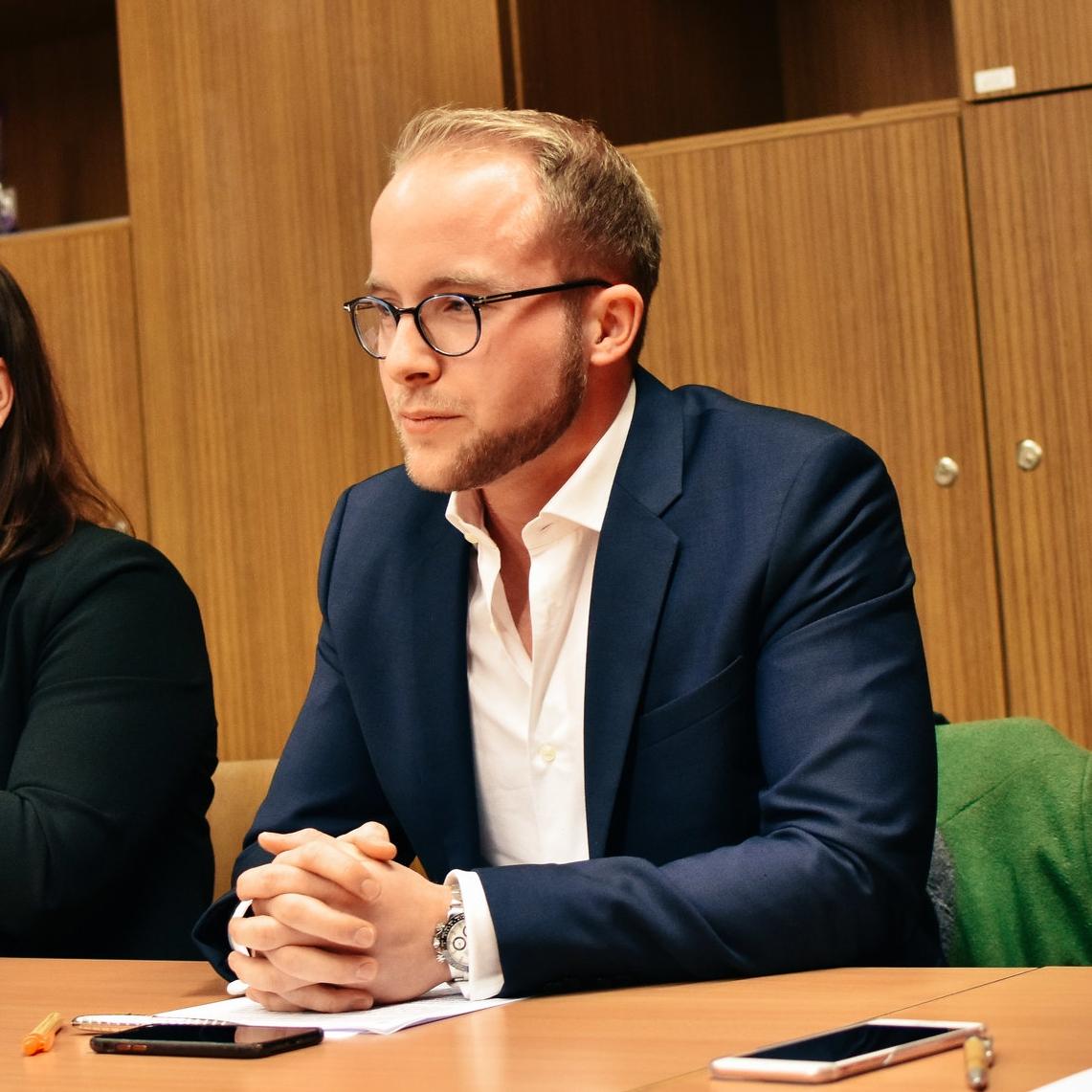 Christophe Origer, Président JEL