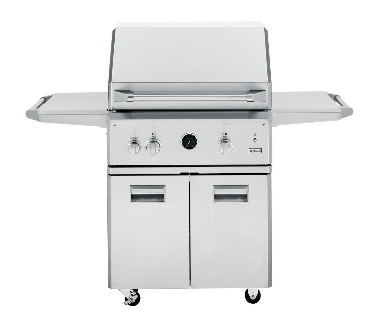 GE Monogram appliances outdoor grill