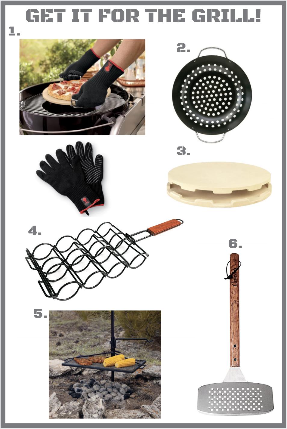 Best Grilling Gifts | Jana Donohoe Designs | Fayetteville North Carolina | www.janadonohoedesigns.com