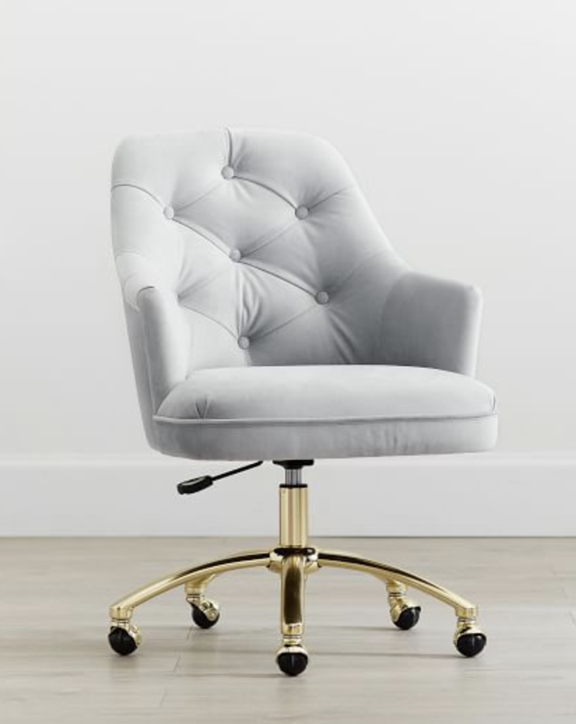 Best Office Chair with Gold Base