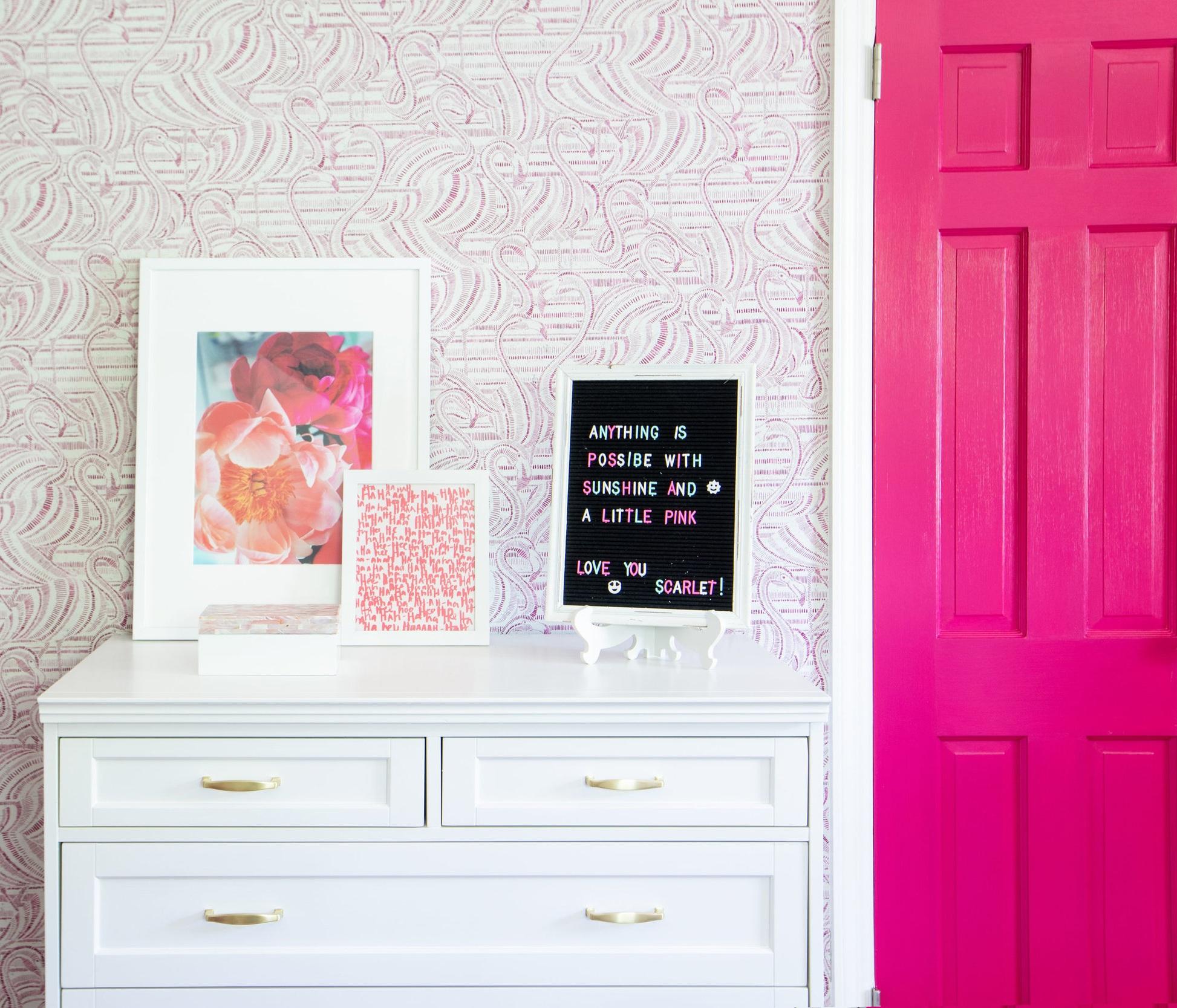 Flamingo+wallpaper+with+pink+doors.jpg