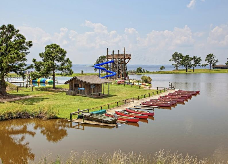 Summer Camp North Carolina