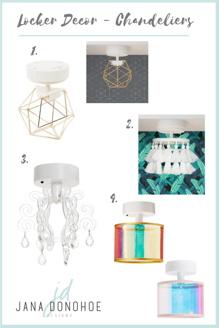 The best locker chandeliers
