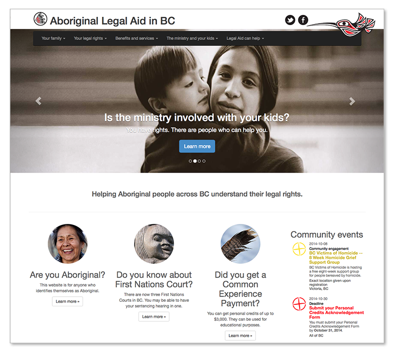 Aboriginal Law in BC