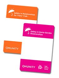 QWmunity booklets
