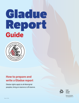 Gladue Report Guide