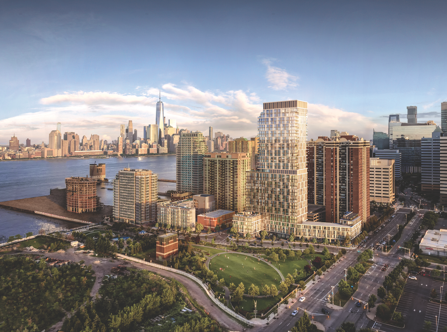 PROJECT: 75 PARK LANE SOUTH   |  Photo: New York Yimby
