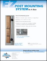 POST Mounting System in a Box
