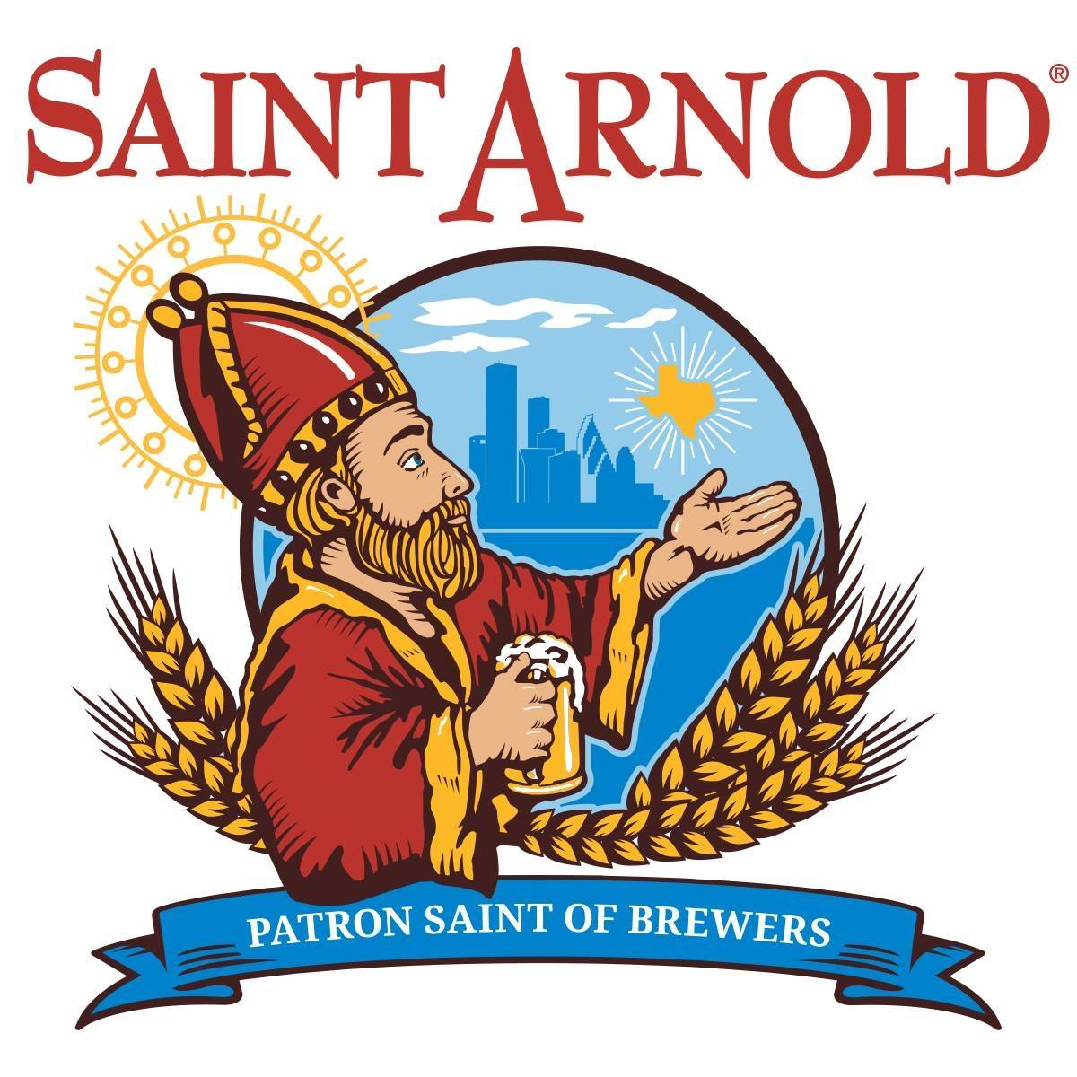saint arnold brewing -