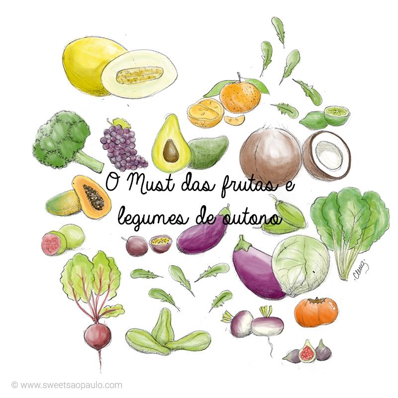 Illustration fruits et légumes - France
