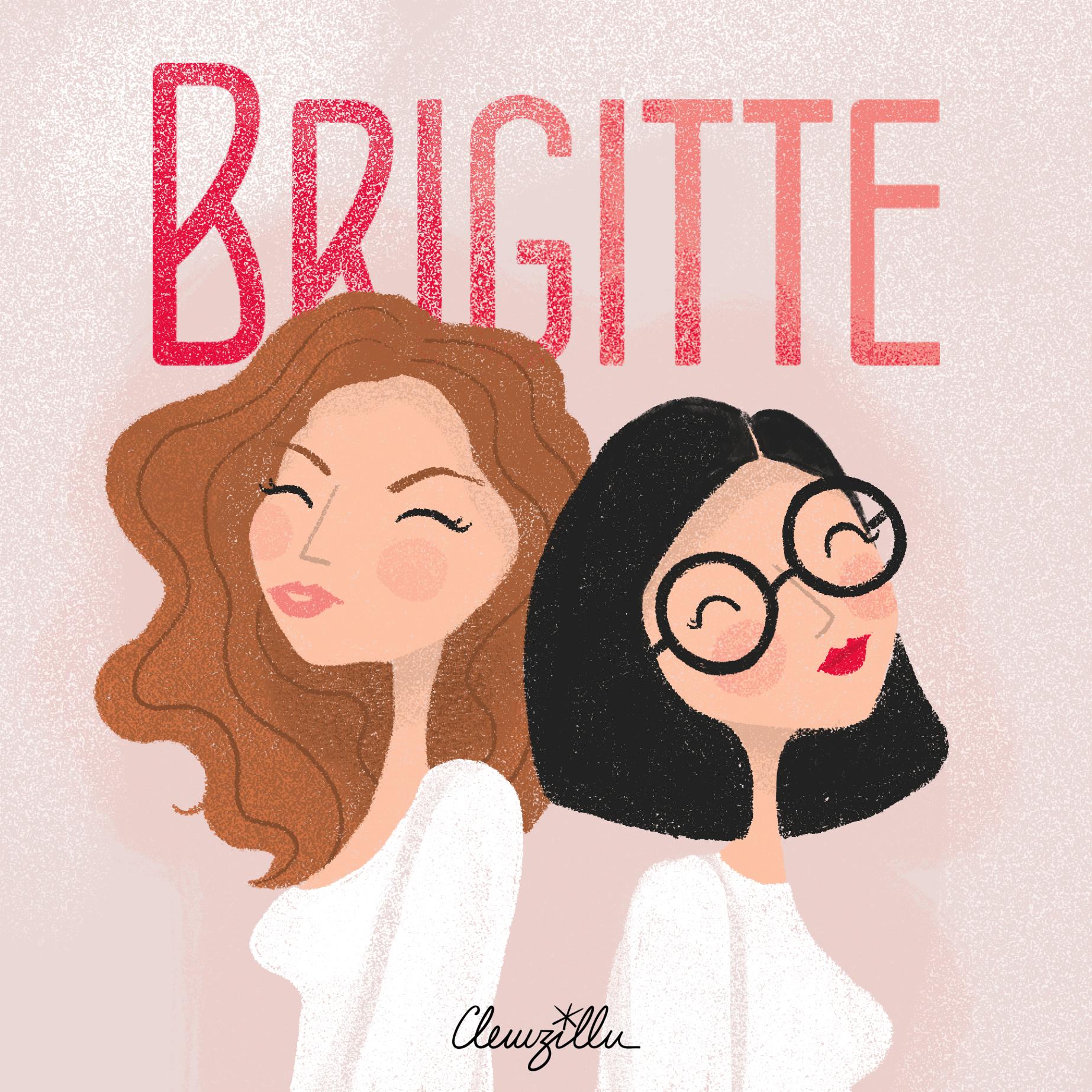 illustration brigitte musique - lyon - paris - france