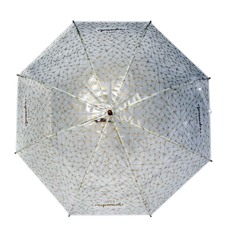 pattern design pour Derrière la porte - parapluie super rayonnante