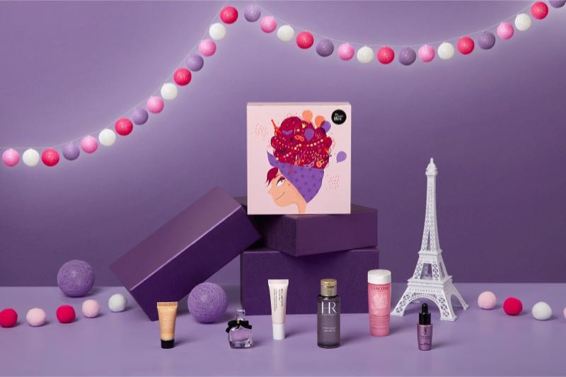 my beauty box L'Oréal (Chine).JPG