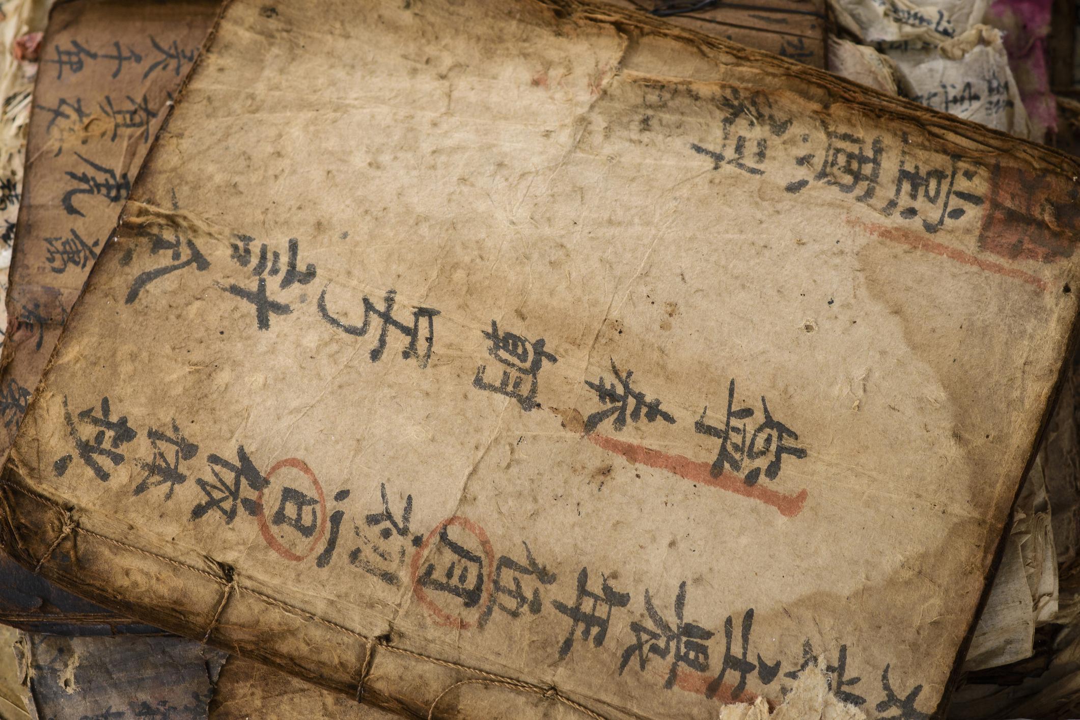 Chinese Medical Language