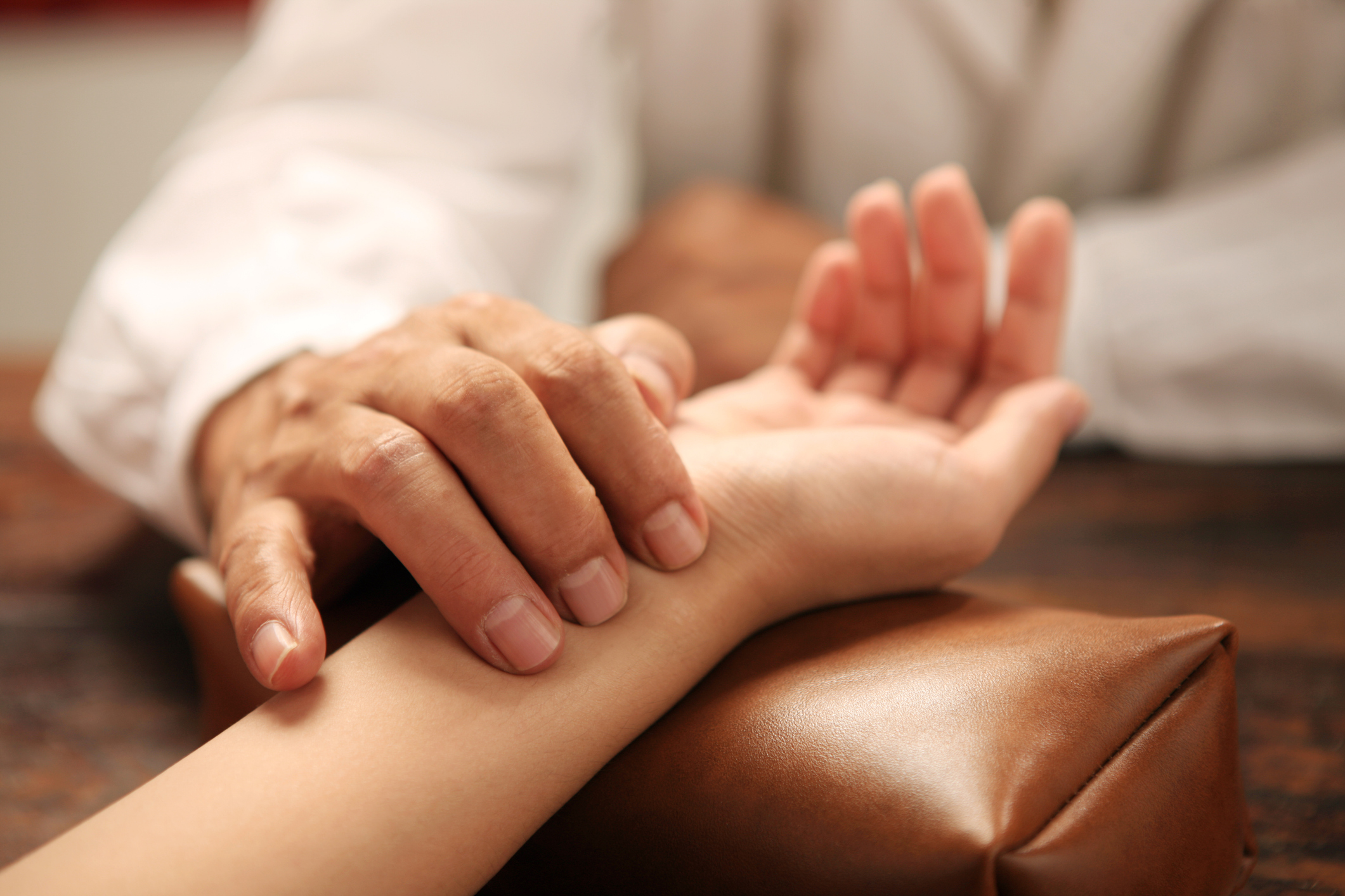 Pulse diagnosis is an integral component of Chinese medicinal practice