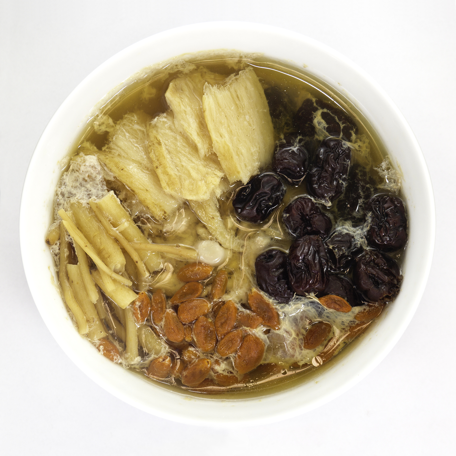 Nutrition and traditional foods are strongly associated with herbal therapy in China. Many foods rest comfortably within Chinese culture as suitable/necessary to eat for certain conditions, and necessary to have during seasonal changes. The food culture of China is deep and rich; the knowledge embedded within it travels deeper and is richer still.