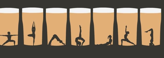 Yoga on Tap! -