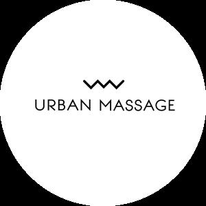 Urban-Massage-Circle-Only_white-w-black-text-300x300.png