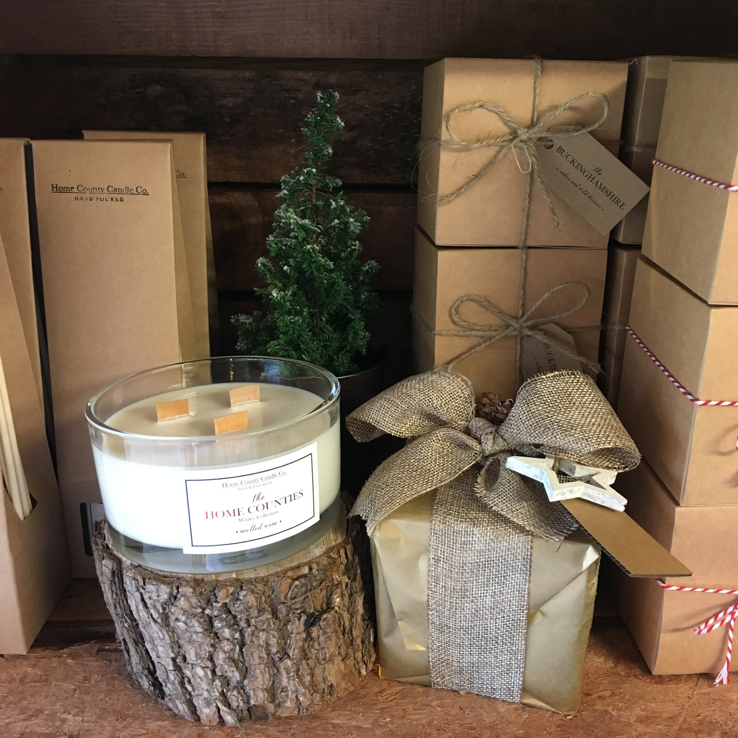 "Why candles make the perfect gift - Now of course we think scented candles make the perfect Christmas gift, but don't just take our word for it - here are 3 reasons candles are the ultimate stocking filler:1. ""There are few things more widely well-received than a chic, well-crafted candle."" Forbes. Therefore, no matter who it is you're buying for, you can guarantee the recipient will appreciate your thoughtful gift.2. They add a personal touch. Scents have an extraordinary way of transporting people back to times and places, and evoking the most powerful of memories. Therefore, to be able to give somebody a gift which not only smells and looks great, but also has the power to remind them of home, is in itself a triumph.3. They can be enjoyed for weeks and months to come. Even when Christmas has become a distant memory and all the turkey and Toblerone has been demolished, with a burn time of 45-50 hours your Home County Candle will still be burning away, filling your recipient's home with joy."