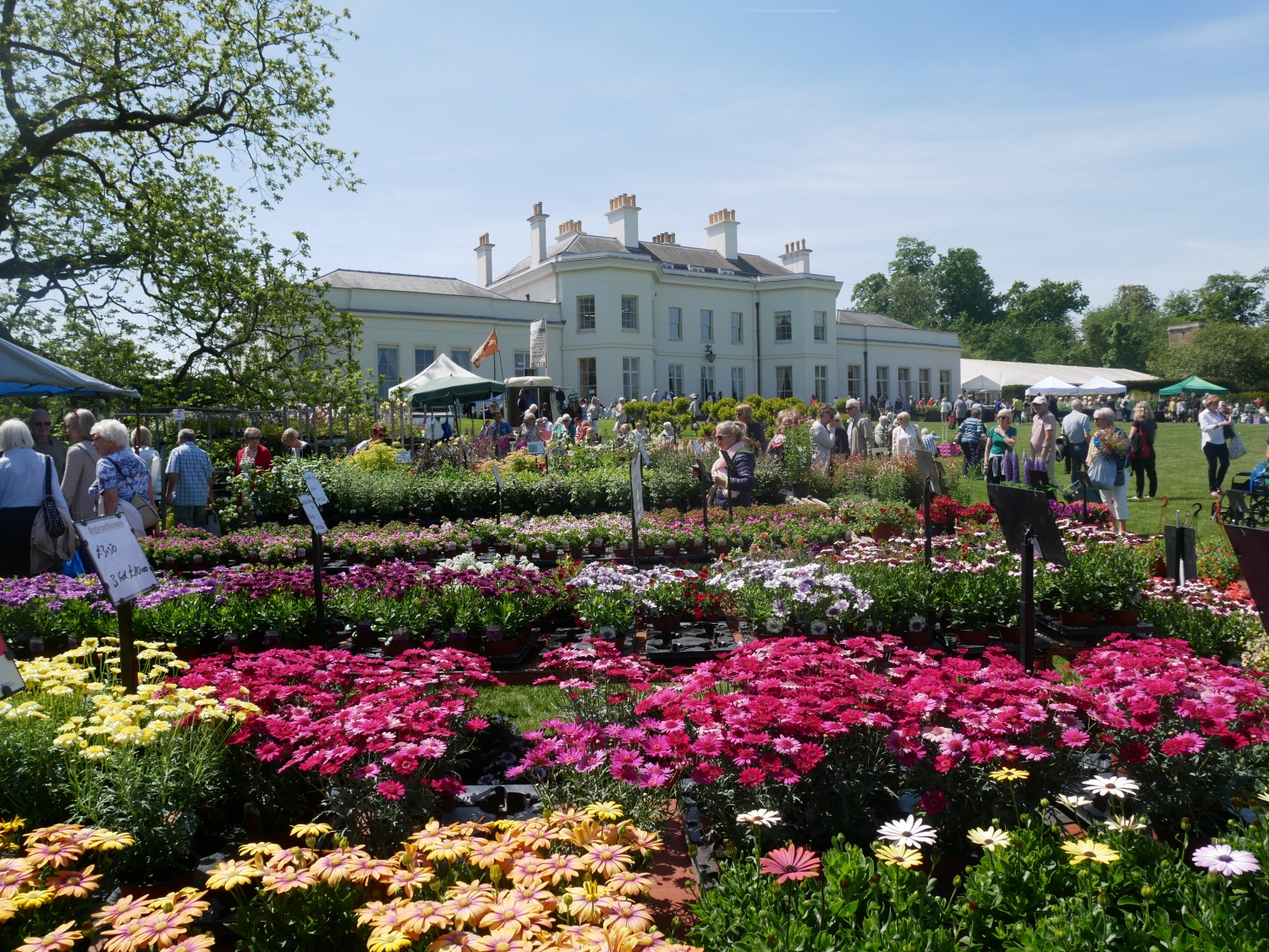 "national flower show - Hylands house, essex - Friday 17th - Sunday 19th May 2019We'll be making our debut at the National Flower Show this year and we can't wait for all the home and garden inspo (must remember to take my hayfever tablets though)!""Hylands House & Estate will burst into a gardening extravaganza as the National Flower Show returns for its fifth year. The wonderful three day event will be officially opened by TV Gardener Carol Klein on Friday 17th May 2019 and will celebrate the very best of gardening, home and lifestyle.""Adult tickets start at just £12 - get yours here now."