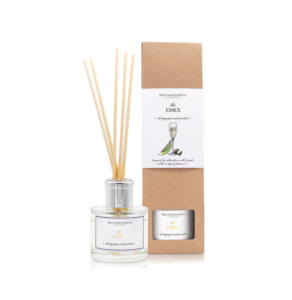 The Essex - Champagne and Pomelo Reed Diffuser