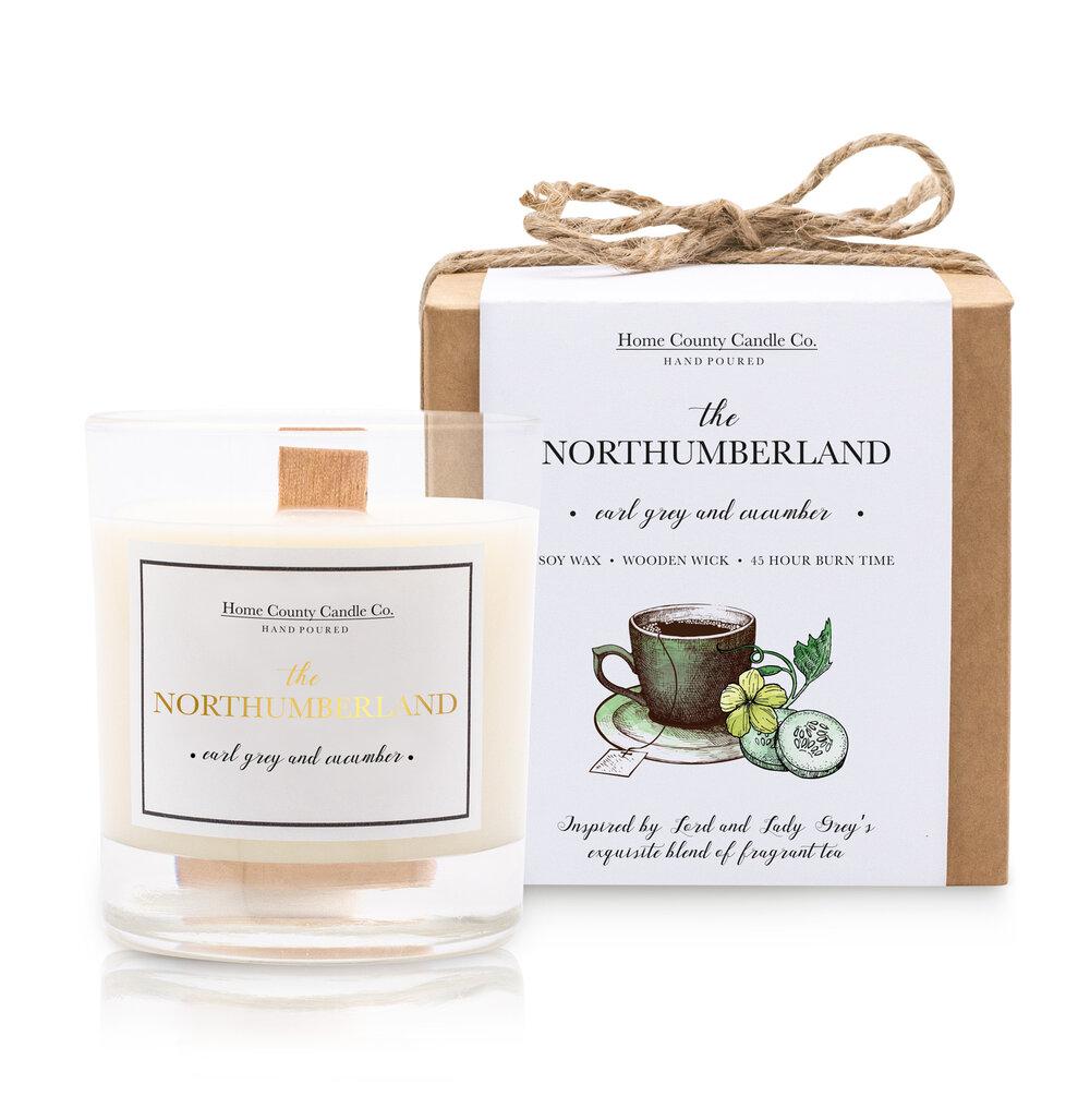 Northumberland Soy Candle