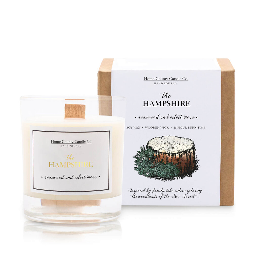Home County Candle Co.-The Hampshire Rosewood & Moss 200g Soy Candle-£20.jpg