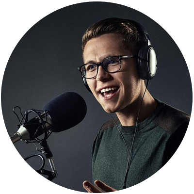 Harry Stebbings - Podcaster | The TwentyMinute VC & SaaStr