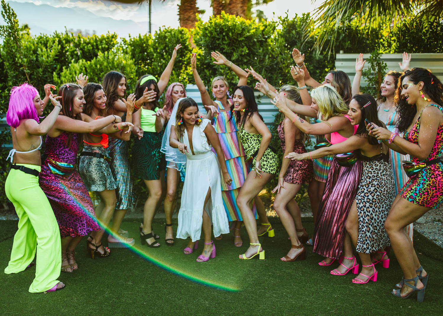 Lisa Frank Palm Springs Bachelorette 3