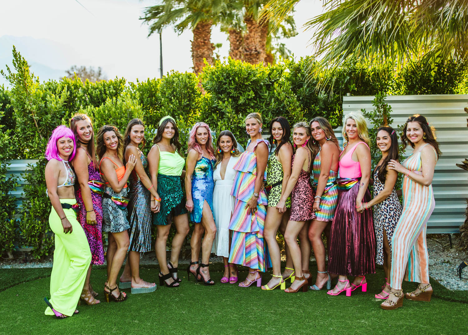 Lisa Frank Palm Springs Bachelorette 2